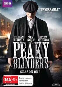 Peaky Blinders - Season 1 DVD