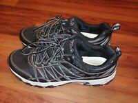 Fila All Terrain 1JM00001-002 Mens Athletic Running Training Shoes Black Size 13