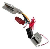 Adaptateur faisceau câble fiche ISO autoradio compatible Hummer H3 Alpha H3X