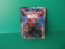 Maisto Ultimate Marvel Air Force Collection Dare Devil Series #1 P61 Black Widow