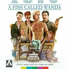 A Fish Called Wanda Blu-ray w/ Slipcover  Arrow Video US Release   NEW & SEALED