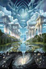 """Genesis II by John Stephens 24""""x36"""" Art Print Poster"""