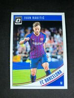 2018-19 Panini Donruss Optic Soccer Ivan Rakitic FC Barcelona #5