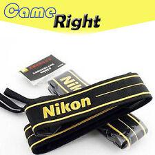 Neck Shoulder Strap for Nikon D40 D60 D80 D90 D300 D300S D700 SLR Camera
