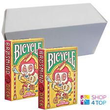 12 DECKS BICYCLE BROSMIND PLAYING CARDS SEALED BOX CASE GRAFFITI HUMOR NEW