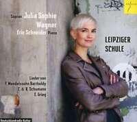Wagner Julia Sophie - Leipziger Schule Neuf CD