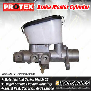 Protex Brake Master Cylinder for Holden Calais VT VX VY Caprice WH WK L67 LN3