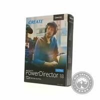 NEW Cyberlink PowerDirector 18 Ultra - Creative Cool New Transition Effects