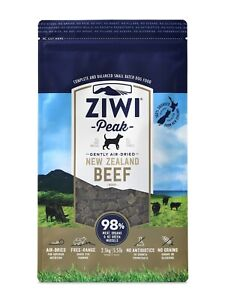 Ziwi Peak Air Dried Dog Food 2.5kg Beef - Made in New Zealand