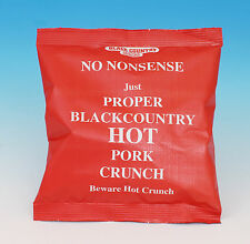 10 X No Nonsense Just Proper Hot Pork Scratchings(crunch)