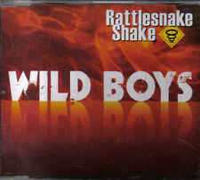 Rattlesnake Shake-Wild Boys cd maxi single