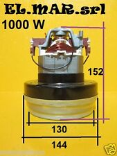 Motore elettrico SMUSSATO per bidone aspiratore aspirapolvere BISTADIO 1000 W