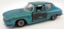 Polistil Penny 1/66 Nr. 0/27 Lancia Flavia Zagato Sport Coupe grünmetallic grün