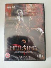 Hellsing Ultimate DVD Volume 2 Manga (New Sealed)