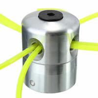 Alluminio Testina Decespugliatore Flash Cutter Universale Per Tagliaerba Tosa