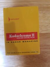 Vintage Kodak Kodachrome II 25' 8mm Magazine  Day Color Movie Film 1972 1975