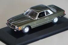 Mercedes-Benz 450 SLC grün 1:43 MaXichamps Minichamps neu & OVP 940033420