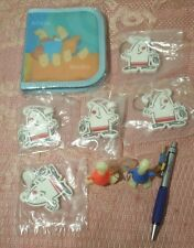 Misc 2004 Athens Greece Olympic Keychains ~Hangers ~Ect ~ Athena Phevos Mascots