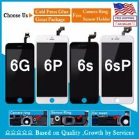 LCD Display Touch Screen Digitizer Replacement For iPhone 6s 6 6p 6sp Plus