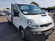 CD Player Vivaro Commercial Vans & Pickups with Immobiliser