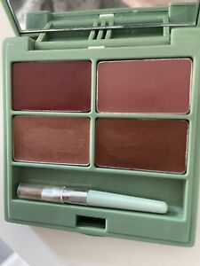 Clinique Colour Surge Lipstick Pallette 4 Colours 2 Colours Tested Sign Of Wear