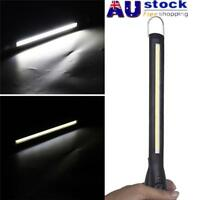 USB Rechargeable LED COB Work Light Bar Portable Bright Handheld Torch Lamp AU