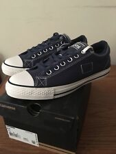 Converse Fragment Design CTS OX Navy 148369C Size 8.5 New