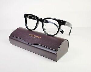 Oliver Peoples Afton-R eyeglasses  col. BK Black size 47 new