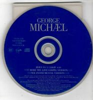 (GW809) George Michael, Jesus To A Child - 1996 CD