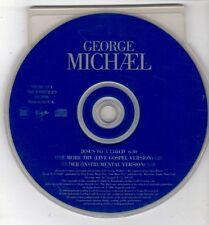 (GW809) George Michael, Jesus To A Child - 1996 CD