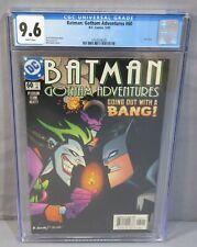 BATMAN GOTHAM ADVENTURES #60 (Joker, Last Issue) CGC 9.6 NM+ DC Comics 2003