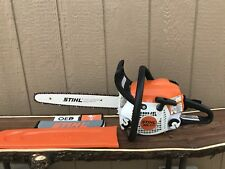 "Stihl MS171 / MS170 Chainsaw -OEM 31.8cc  BRAND NEW NEVER FUELED /16"" Ships Fast"