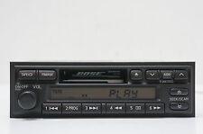 2001 NISSAN PATHFINDER AUDIO RADIO AM/FM CASSETTE PLAYER BOSE OEM PN-1710N CK188