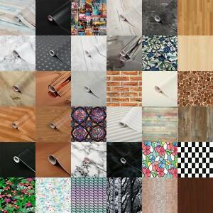 Contact Paper Sticky Back Self Adhesive Material Vinyl Decorative Brick Pattern Design DC FIX Premium Quality 1m x 45cm Brick    200-2158