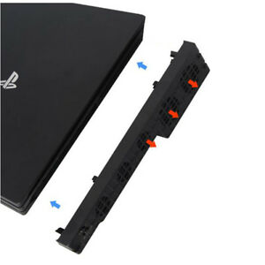 1pc Turbo Temperature Control USB Host Cooling Cooler 5-Fan for Sony PS4/PS4 pro