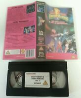 VHS VIDEO - Mighty Morphin' Power Rangers Vol 11 VHS PAL Split Flower Life's A..