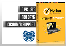 Norton Internet Security 2017 180 Days / 6 Months License Activation cd key