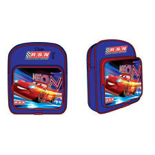 Disney Cars Backpack Rucksack School Bag Character Official Licensed