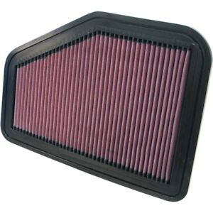 K&N AIR FILTER FOR HOLDEN COMMODORE CALAIS SS VE VF 3.6 V8 6.0L 6.2L SPORTWAGON