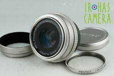 SMC Pentax-FA 43mm F/1.9 Limited Lens In Silver for K Mount #11678C4