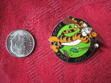 Disney Pin Wdw Cast Lanyard Series 4 - Tigger Activities Golf Winnie Pooh Story