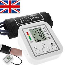 Digital Automatic Upper Arm Blood Pressure Monitor Machine Cuff 180 Memory Home