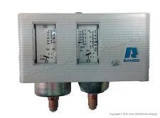 Pressure switch double Ranco 017H-4759 -0.3 to 7 bar/7 Druckschalter Pressostati