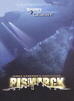 James Camerons Expedition: Bismarck (DVD, 2003)