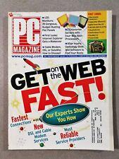 PC Magazine April 20, 1999 - Kodak DC265 - Apple Power Mac G3 - AMD K6-III PCs