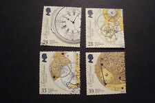 GB 1993 Commemorative Stamps~John Harrison~Very Fine Used Set~UK Seller