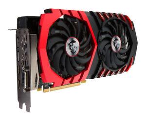 MSI Radeon RX 580 4gb Gaming X 4g GPU AMD Graphics Card