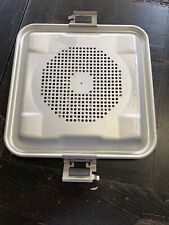 Aesculap Jk389 Half Size Sterilization Container Lid And Filter Cover Only