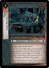 LOTR TCG T&D Treachery & Deceit Grond, Forged With Black Steel 18R82