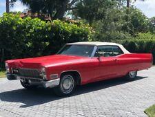 1968 Cadillac DeVille 2dr Coupe